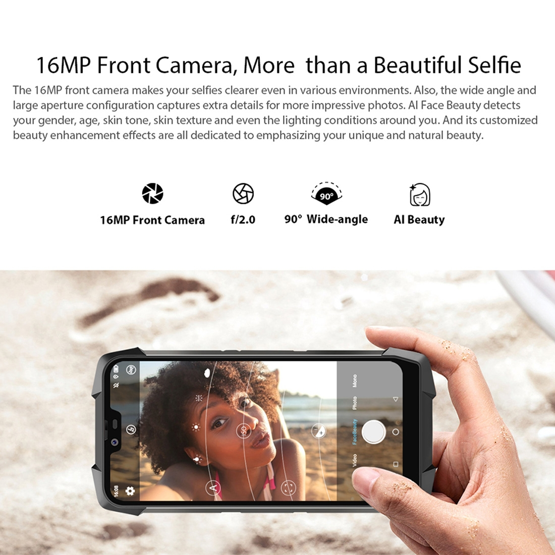 Blackview BV9700 Pro, 6GB/128GB, Android 9 0, VOC detection, Helio p70 AI,  Samsung cameras, dual 4G sims